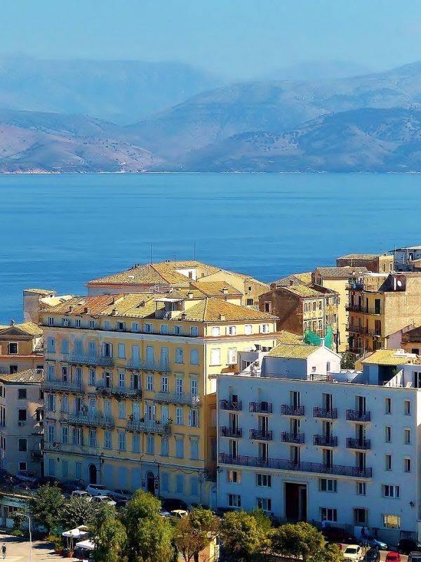 Letenky na Korfu za 770 Kč z Bratislavy
