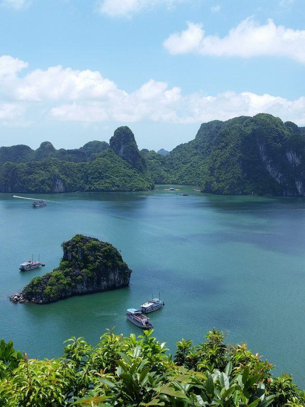 Akční letenky do Vietnamu s Qatar Airways