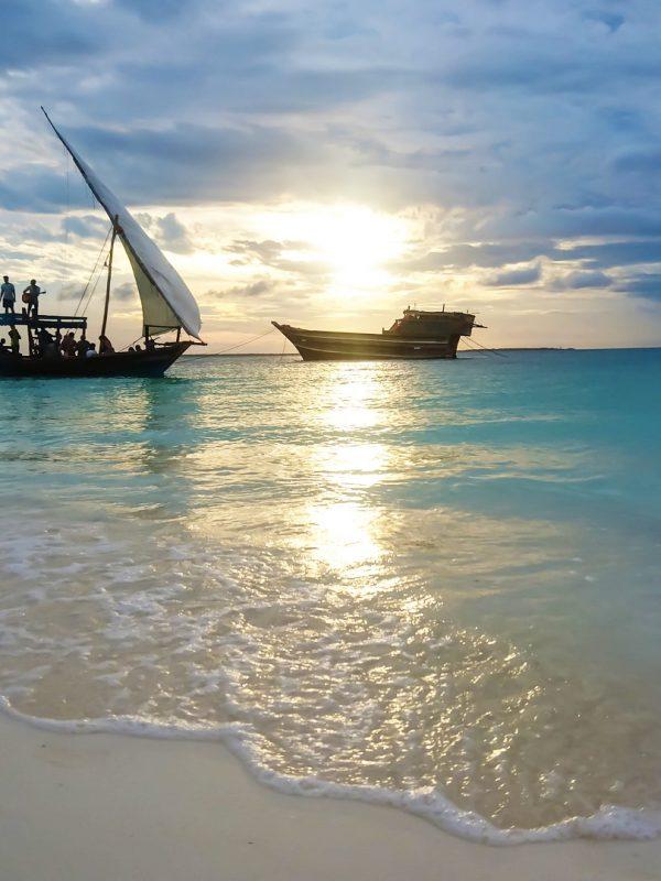 Letenky na Zanzibar za akčních 10678 Kč