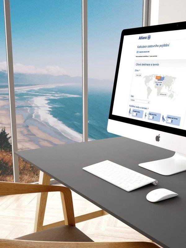 cestovní pojištění Allianz sleva 10%