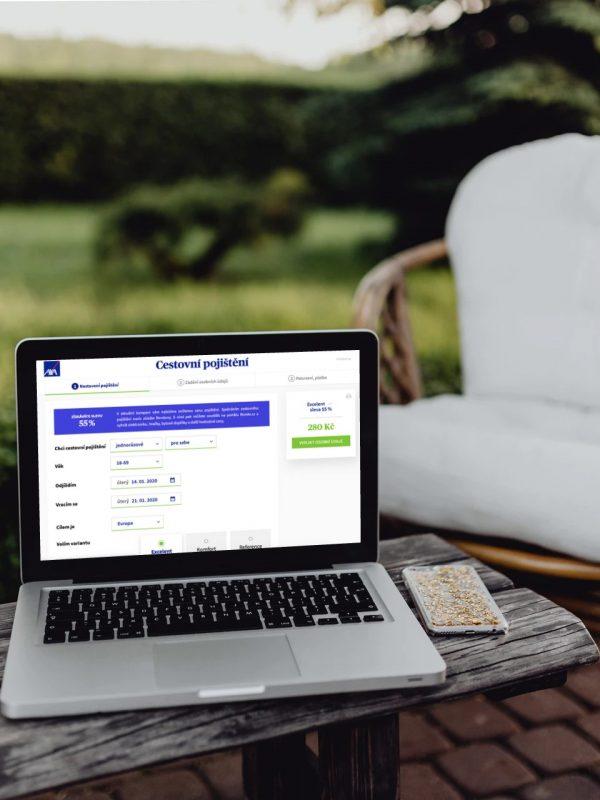 Slevy a slevové kody na cestovní pojištnění AXA