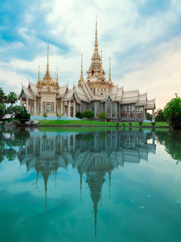 Letenky do Thajska Qatar Airways 11 990 Kč