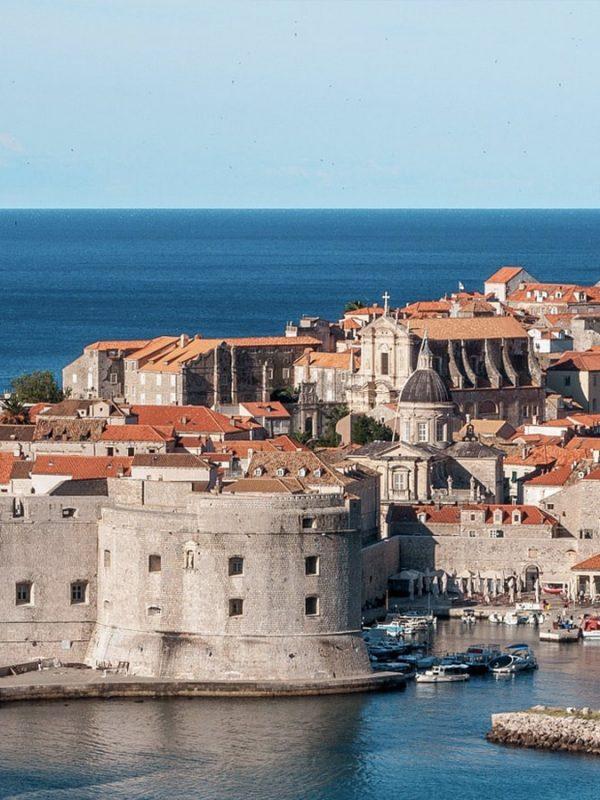 Dovolená v Chorvatsku přímo u moře