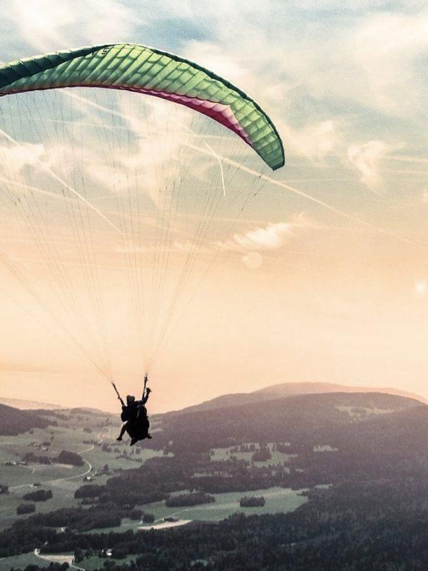 Adrenalinové zážitky - 10 tipů na nejlepší