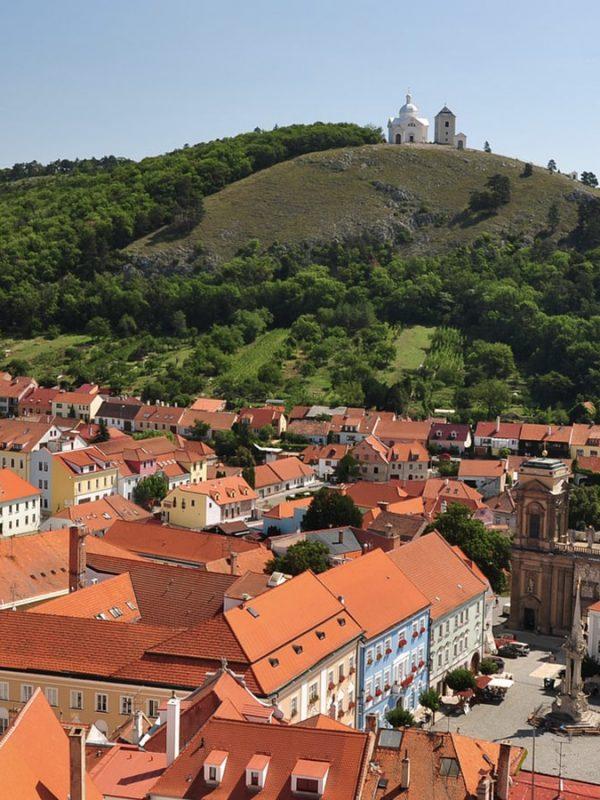 Dovolená v Česku