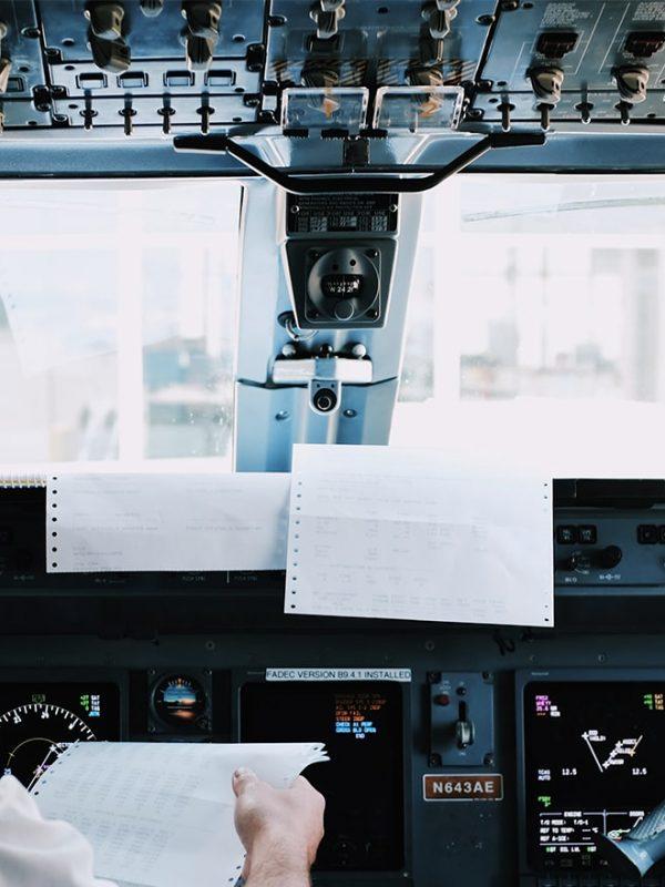 Pilotem na zkoušku Praha