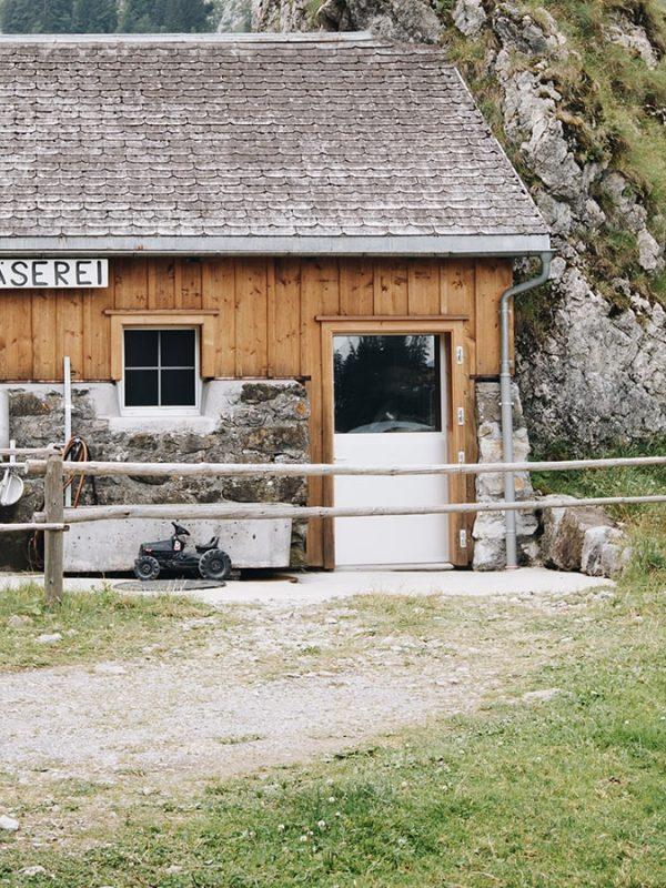 Ubytování na statku a na farmě