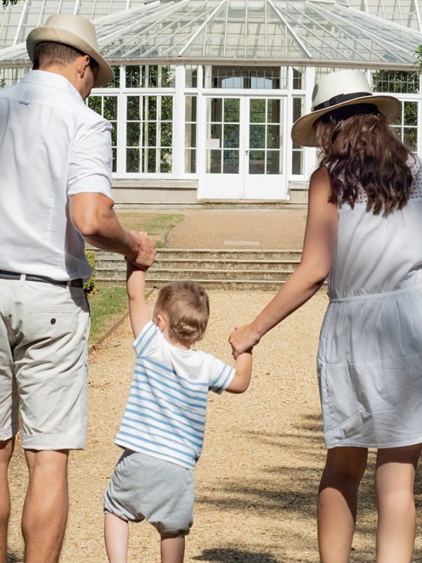 Víkendové pobyty s dětmi