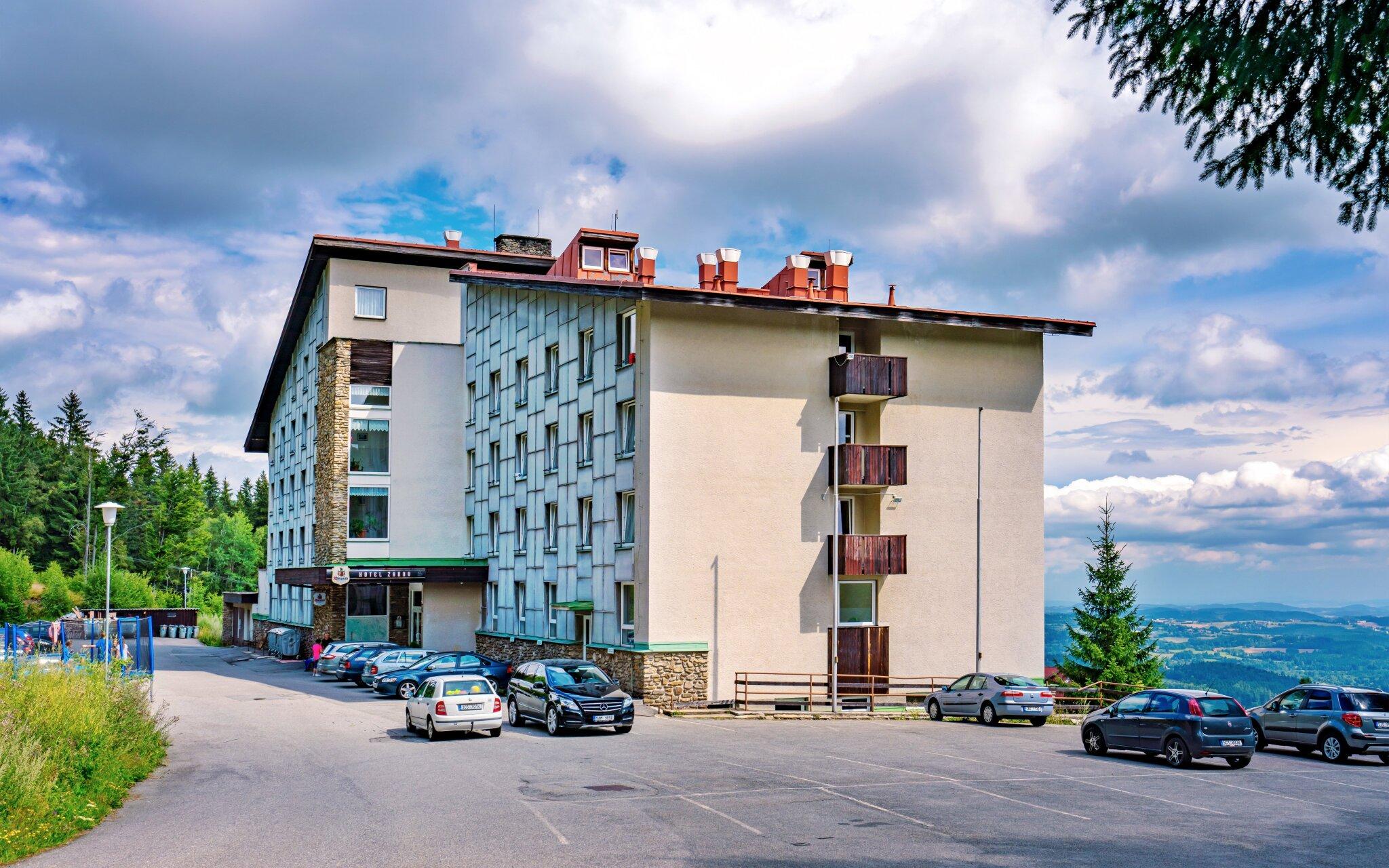 Wellness na Šumavě, hotel Zadov