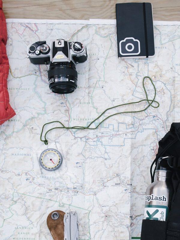 Dárky pro cestovatele - 21 tipů