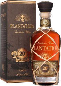 Nejlepší rumy ve světě - Rum Plantation XO 20 yo