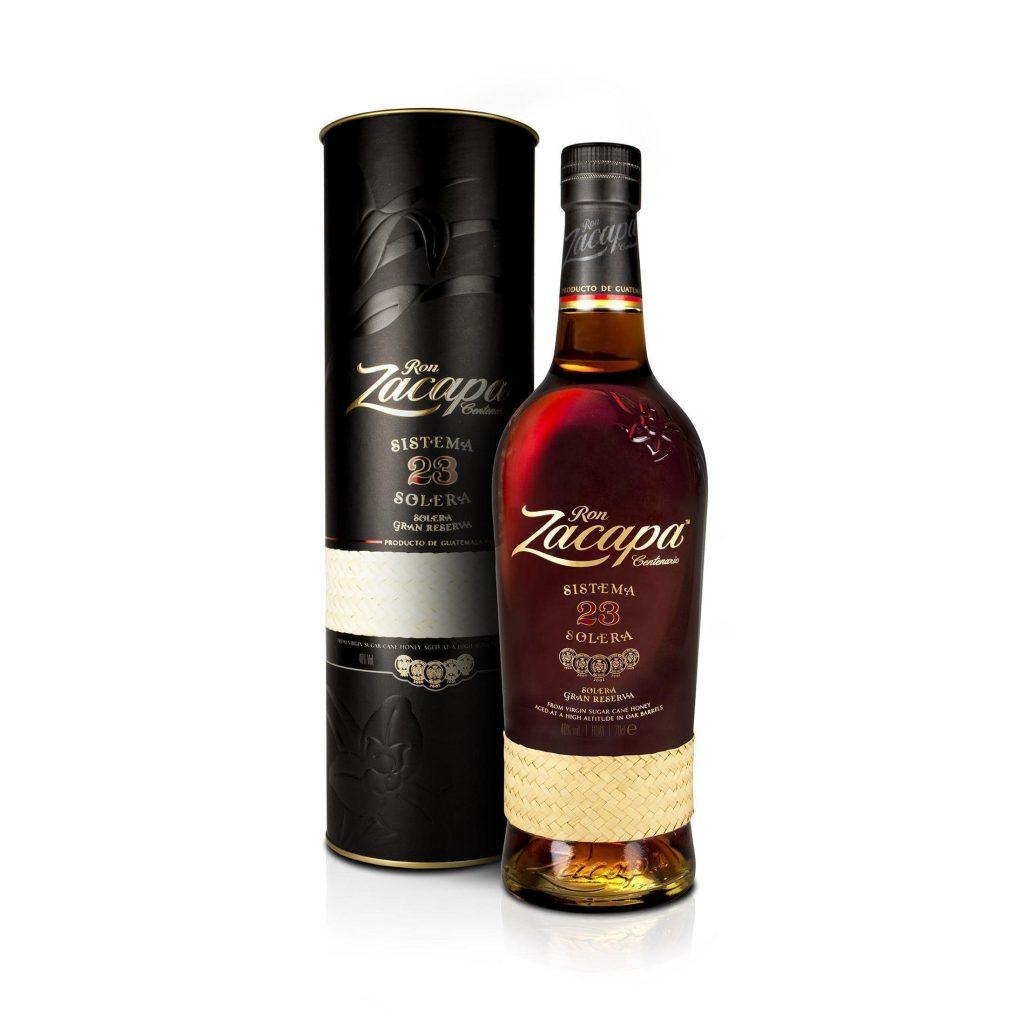 Nejlepší rumy ve světě - Rum Zacapa 23 yo