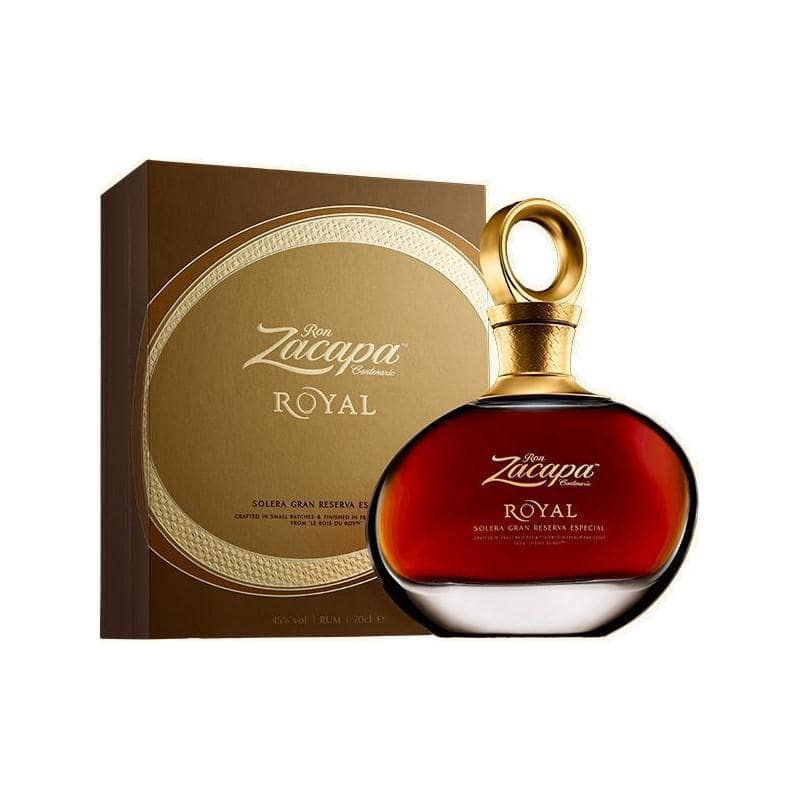 Nejlepší rumy ve světě - Rum Zacapa Centenario Royal