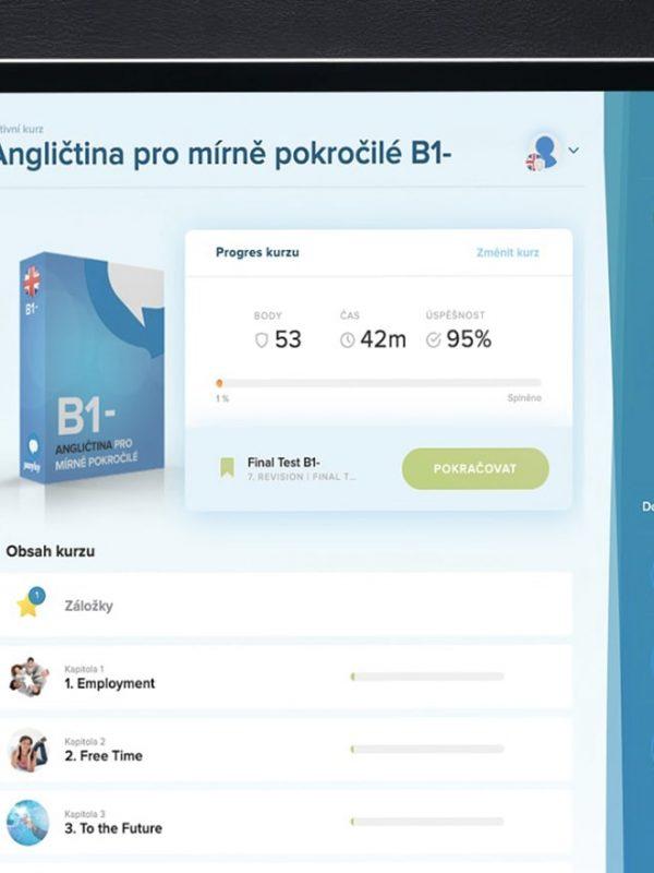 Online Jazyky recenze - aplikace na učení angličtiny