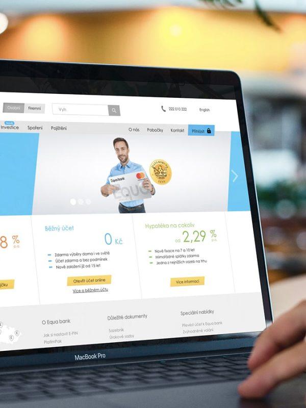 Equa bank založení účtu